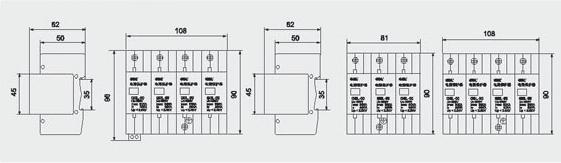 产品中心-电源浪涌保护器系列